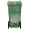 Bac plastique 360L vert/vert